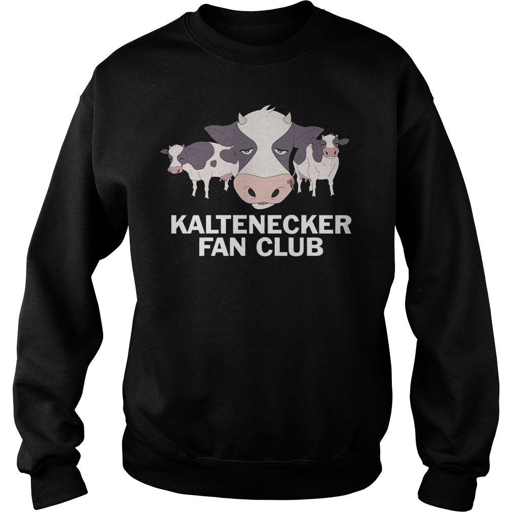DreamWorks Votron Kaltenecker Fan Club shirt Sweatshirt Unisex