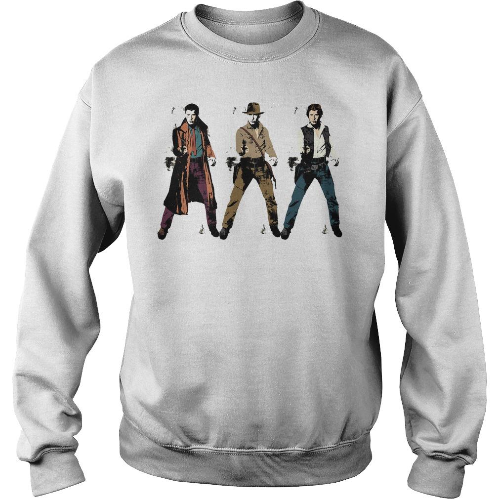 Harrison Tri-Ford shirt Sweatshirt Unisex