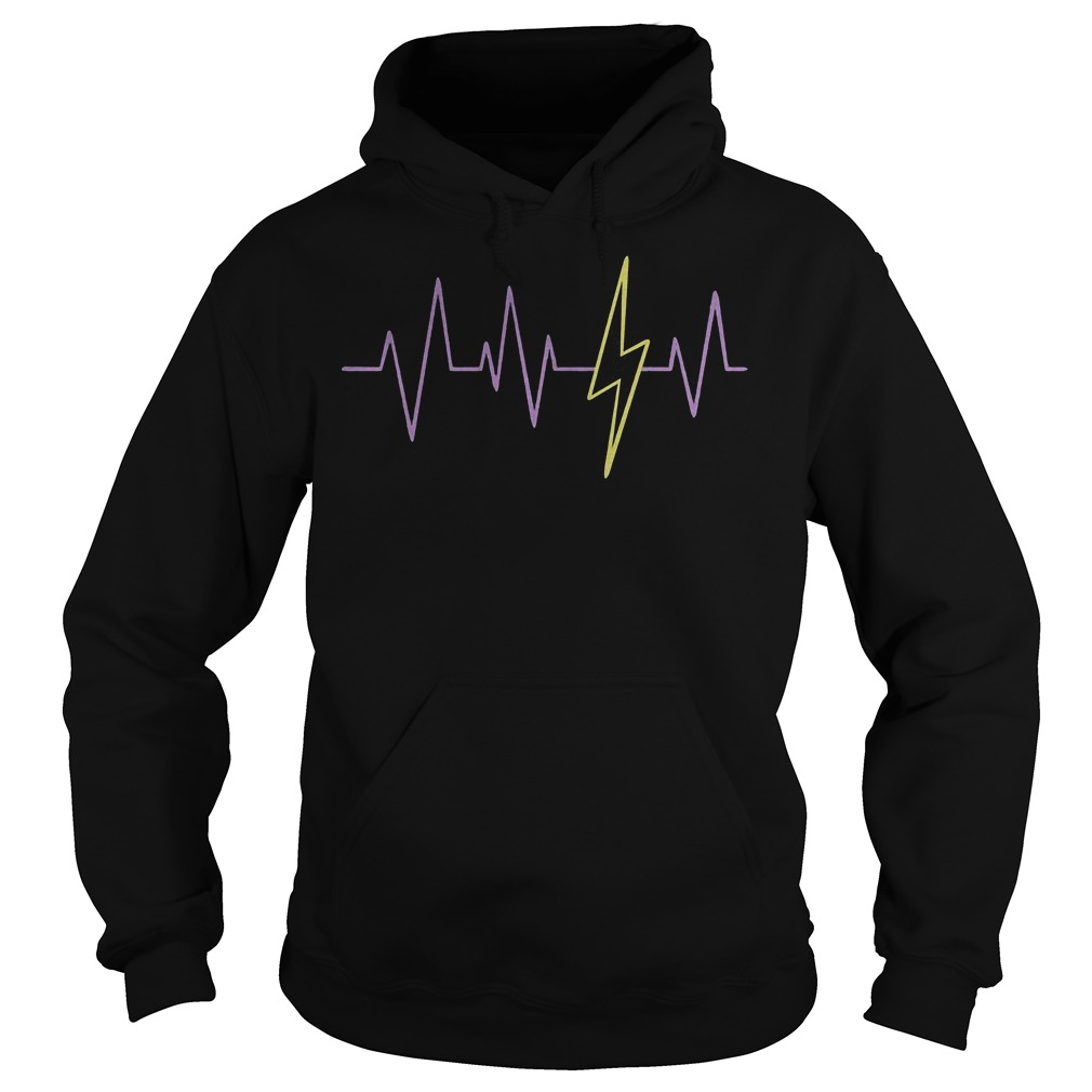 Harry Potter Heartbeat T-Shirt Hoodie