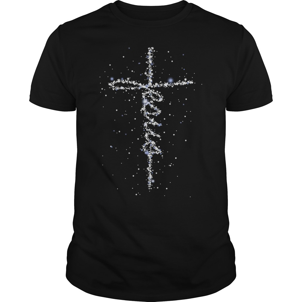 Jesus Galaxy Blink Shirt