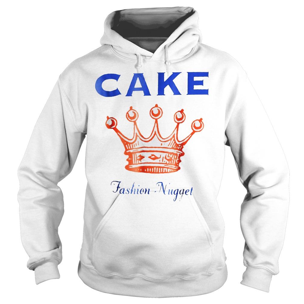King Cake fashion nugget Shirt Hoodie