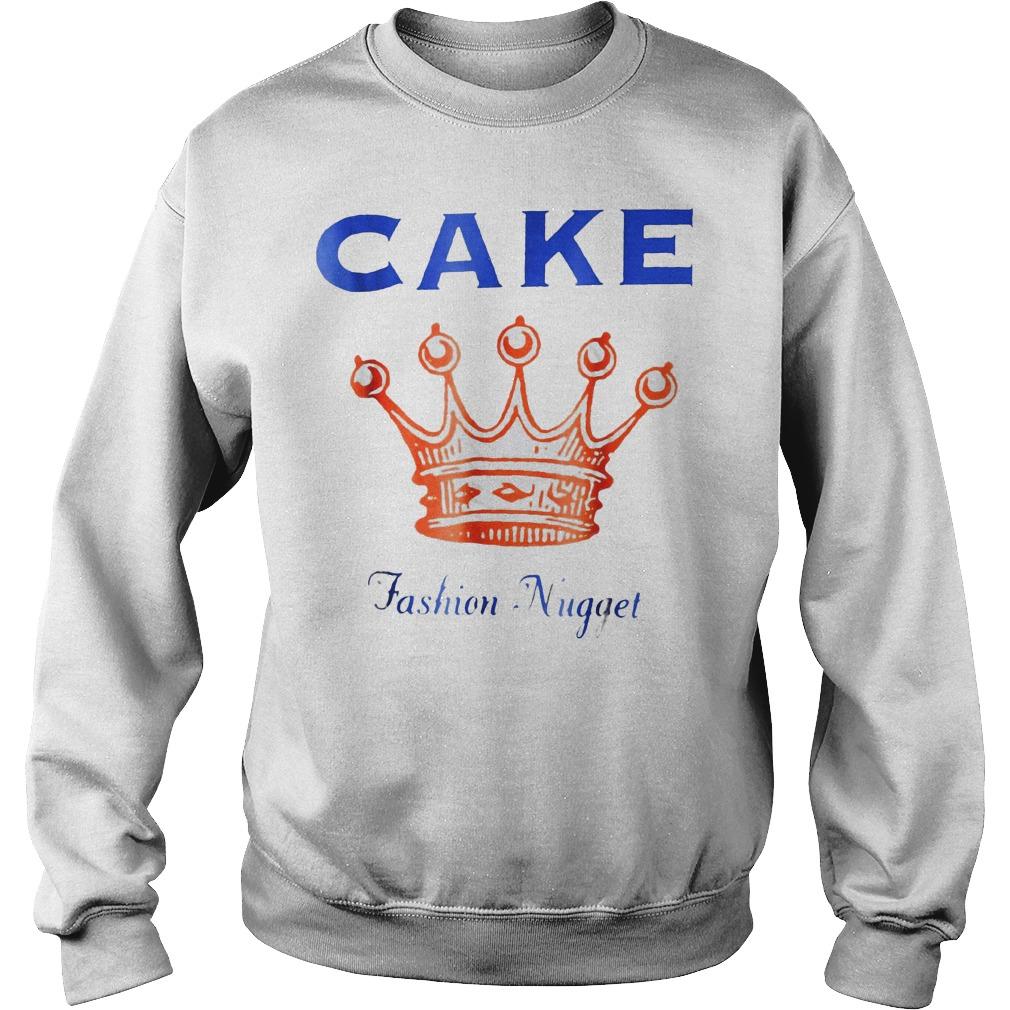 King Cake fashion nugget Shirt Sweatshirt Unisex