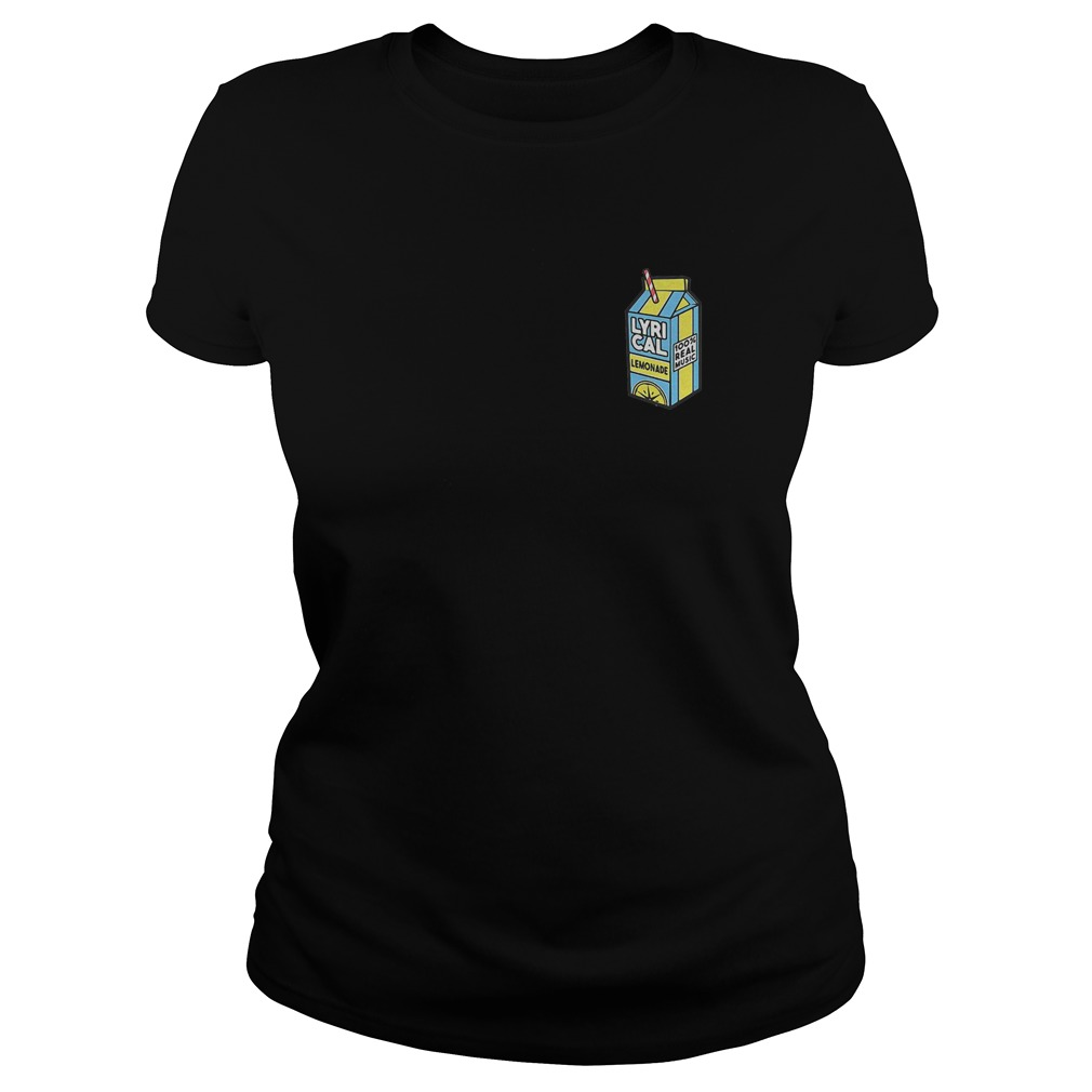 Lyrical Lemonade T-Shirt Classic Ladies Tee