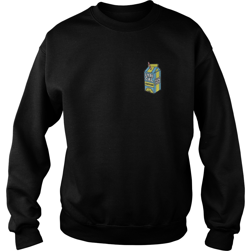 Lyrical Lemonade T-Shirt Sweatshirt Unisex