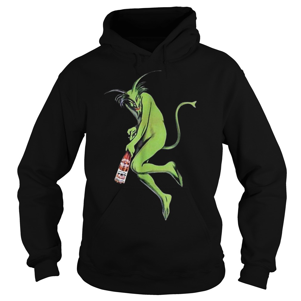Maurin Quina Green Devil Absinthe shirt Hoodie