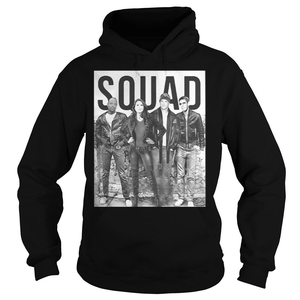 Svu Squad shirt Hoodie