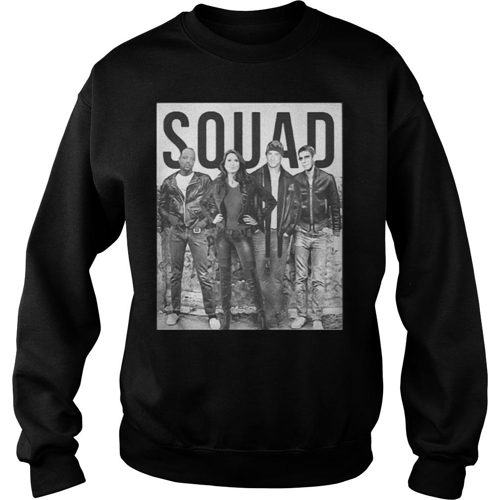 Svu Squad shirt Sweatshirt Unisex