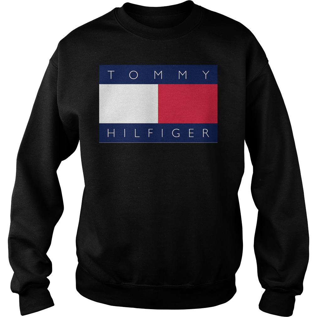 Tommy Hilfiger Shirt Sweatshirt Unisex