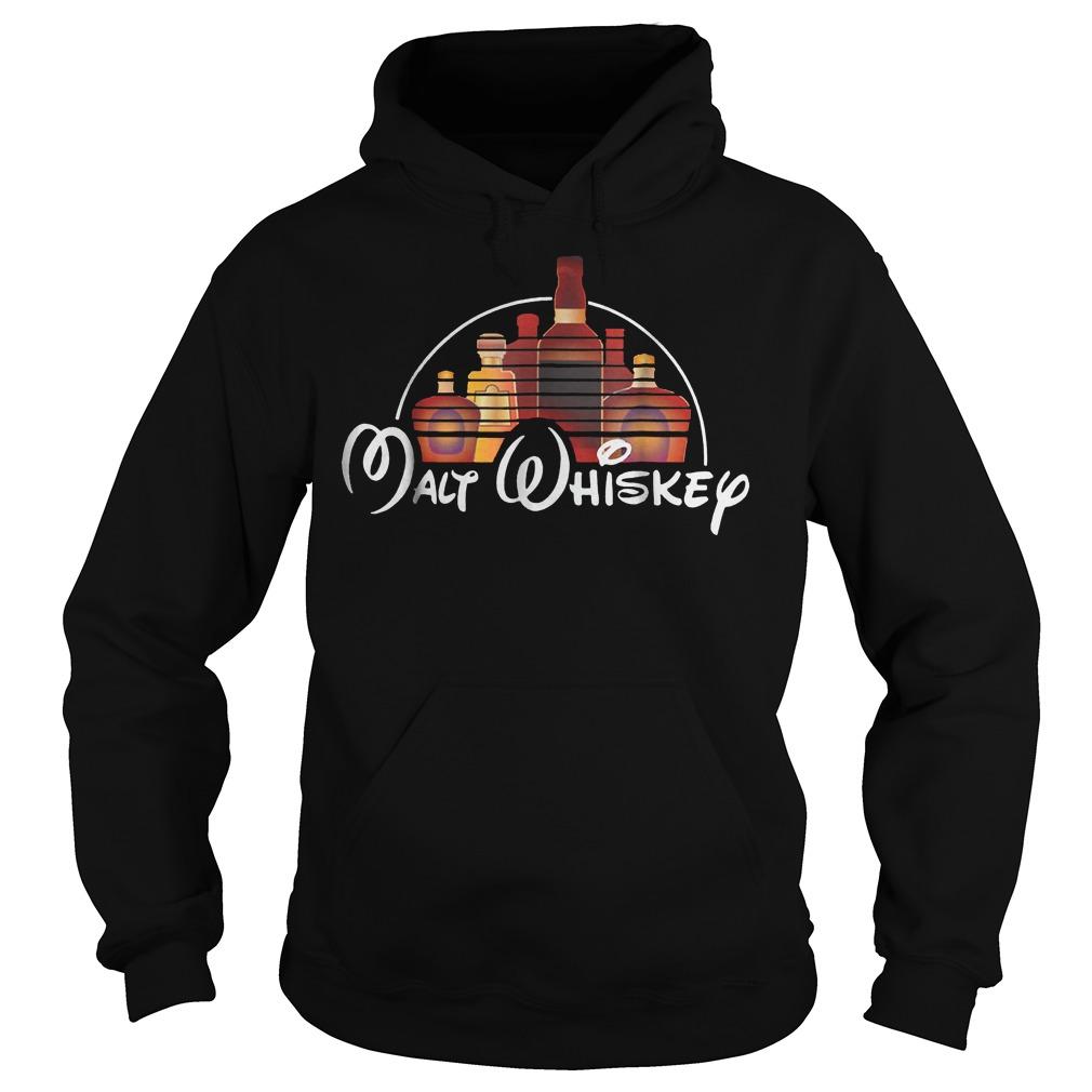 Walt Disney Walt Whiskey Shirt Hoodie