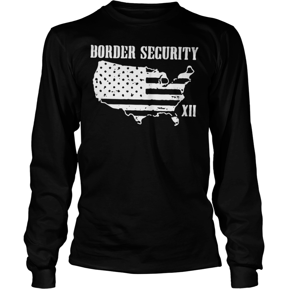 Warning Illegally Entering The United States T-Shirt Longsleeve Tee Unisex