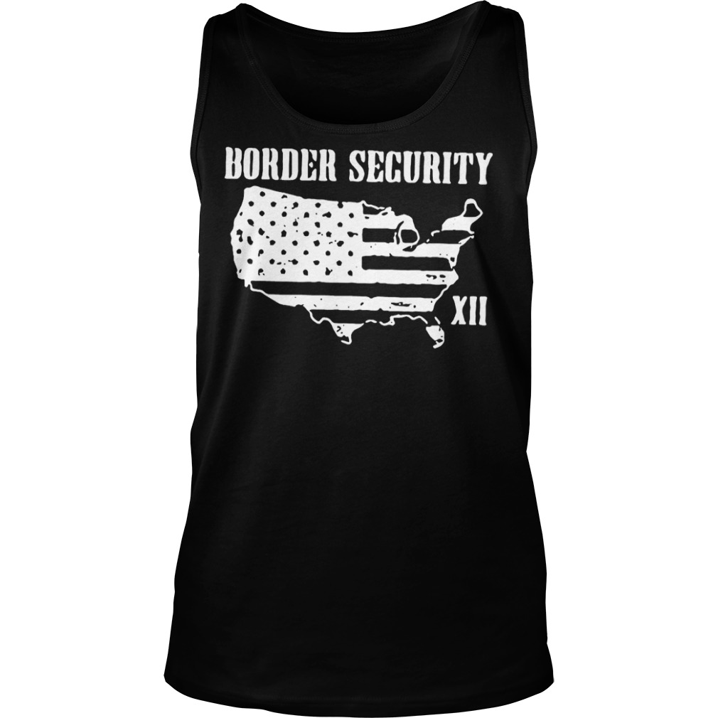Warning Illegally Entering The United States T-Shirt Tank Top Unisex