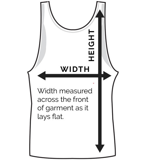 Sizing Tank Top