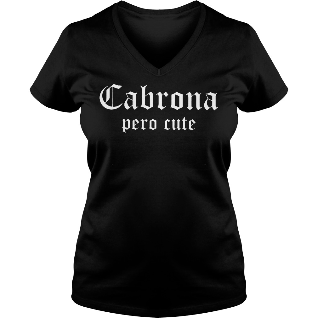 Carbrona Pero Cute shirt Ladies V-Neck