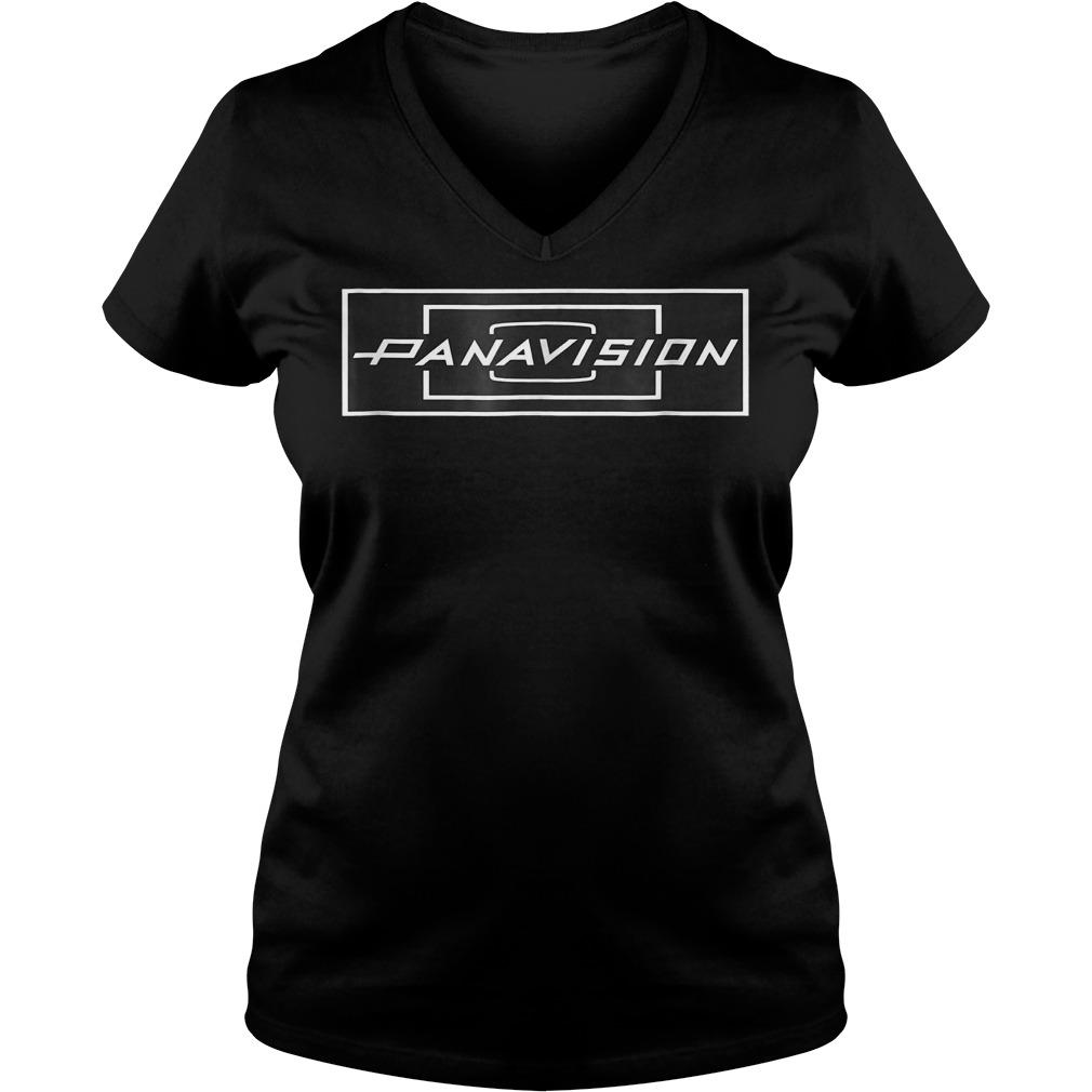 Panavision shirt Ladies V-Neck
