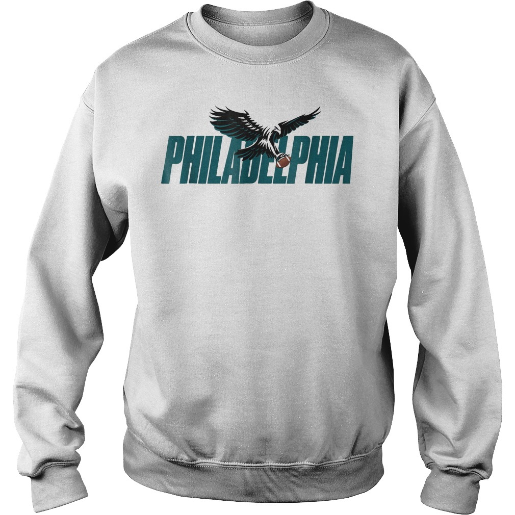 Philadelphia Eagle shirt Sweatshirt Unisex