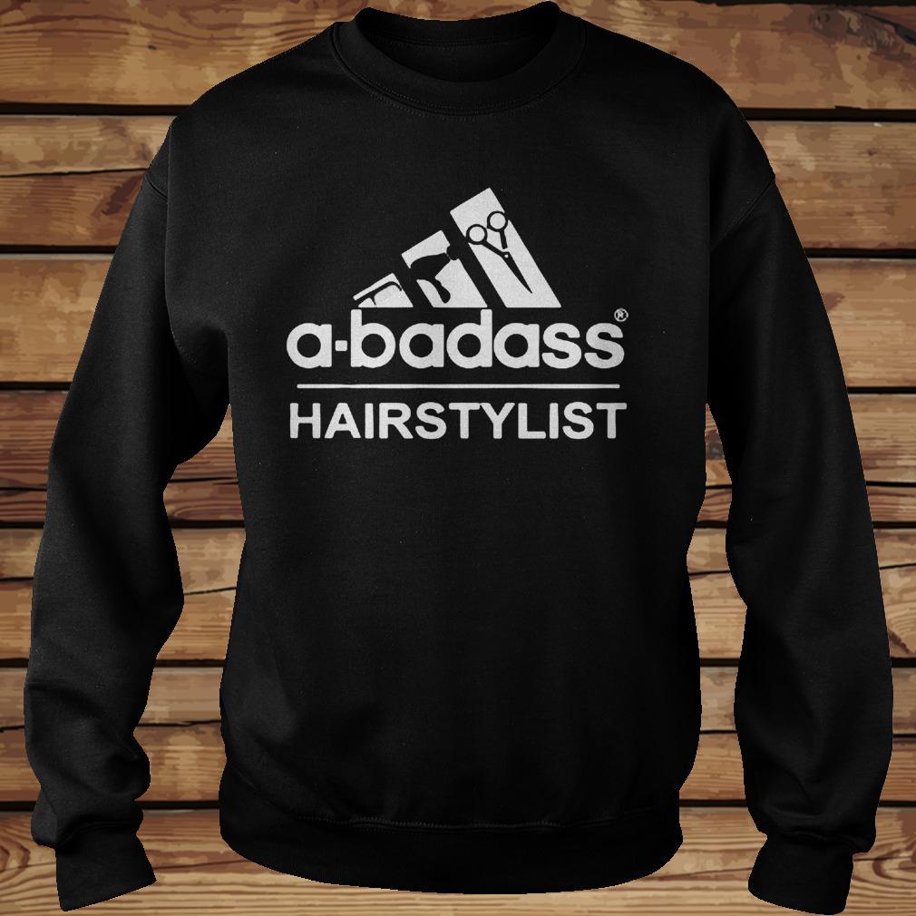 A-Badass Hairstylist shirt