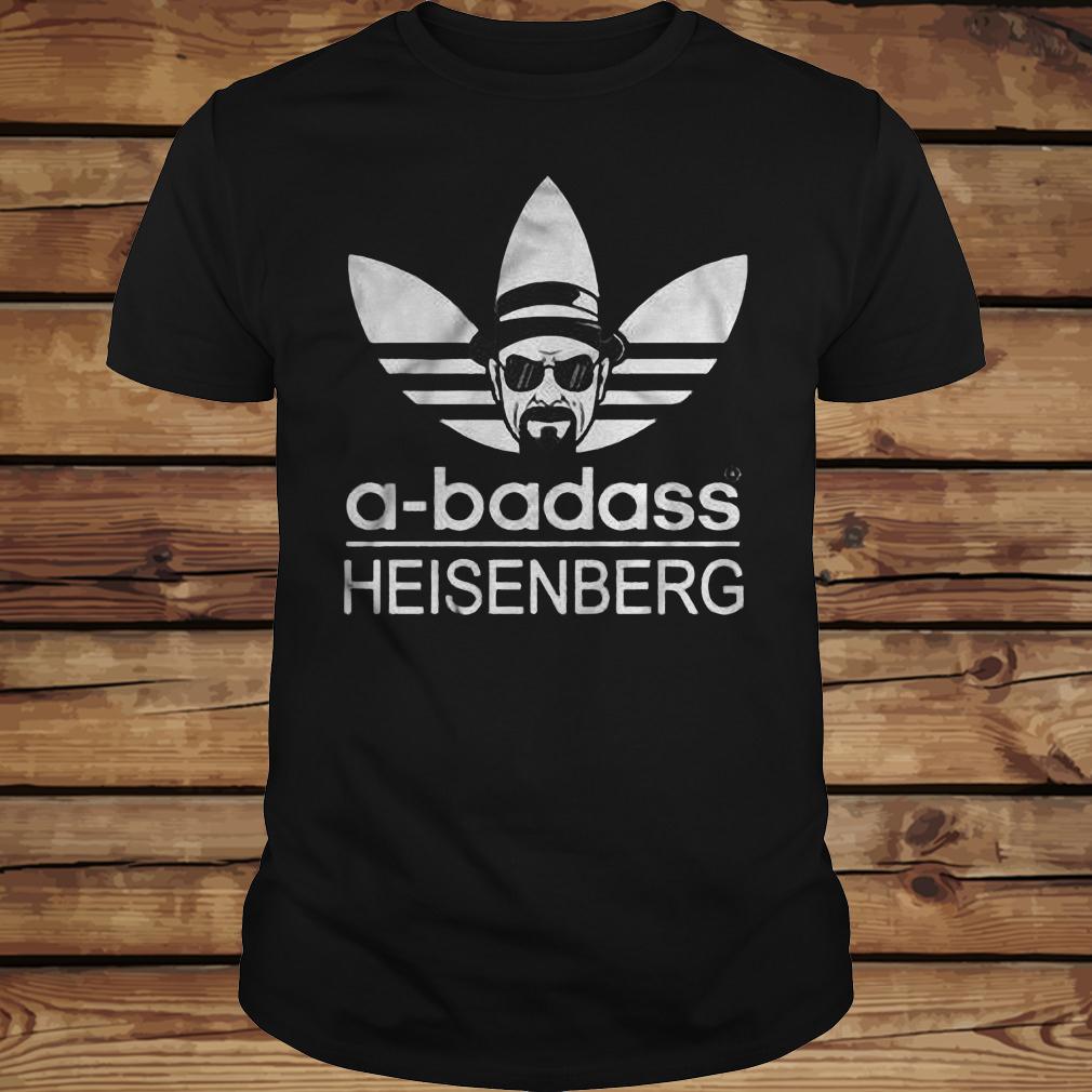 A-Badass Heisenberg shirt Classic Guys / Unisex Tee