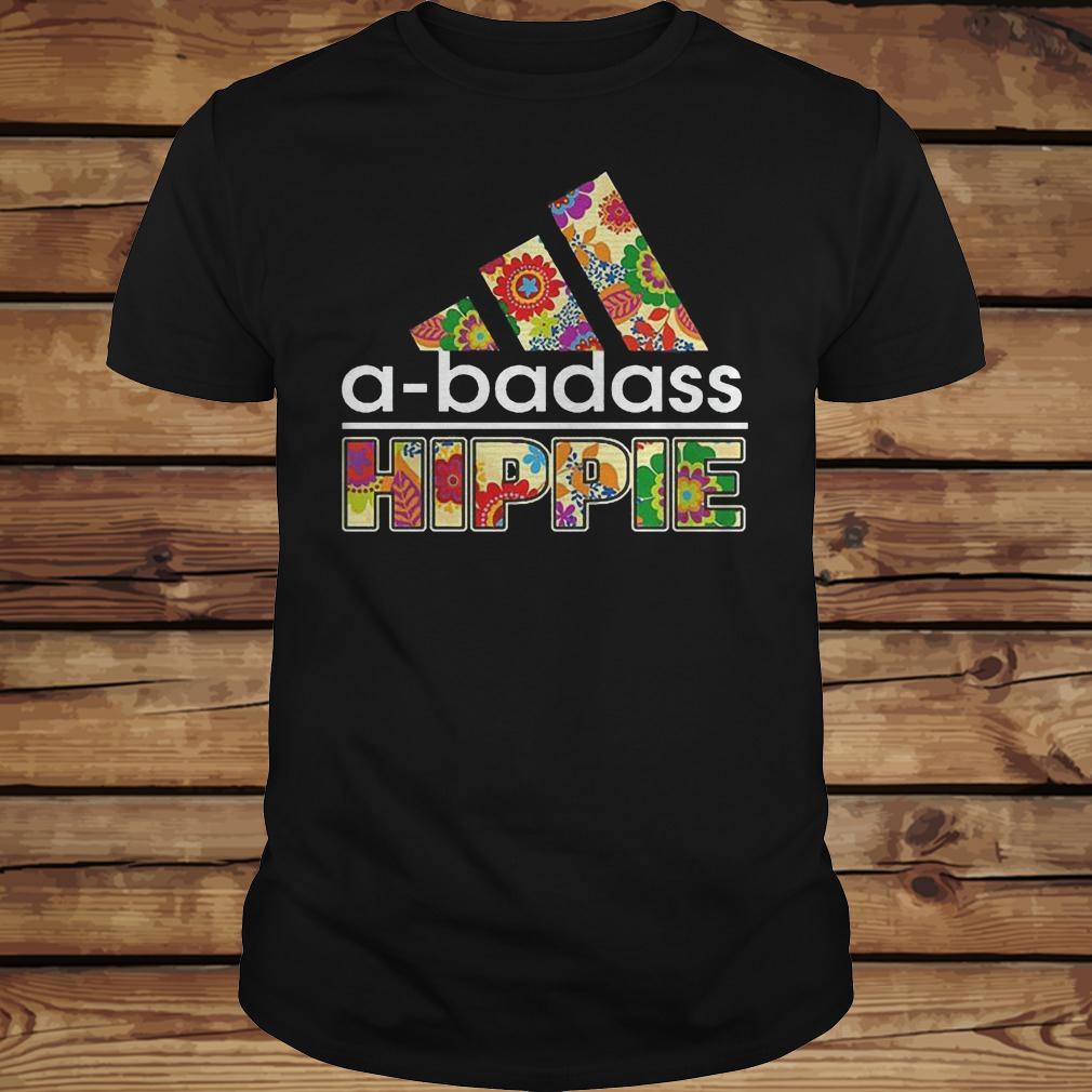 A-Badass Hippie shirt Classic Guys / Unisex Tee