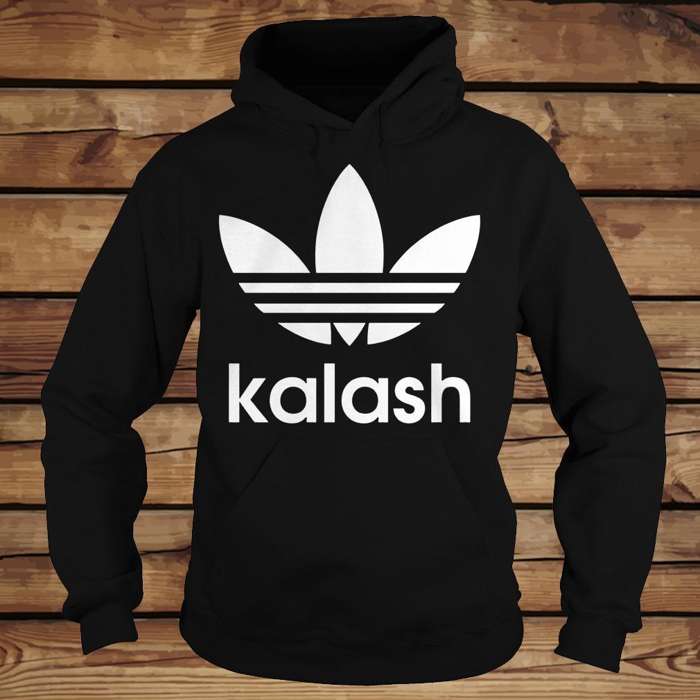 Adidas Kalash shirt Hoodie