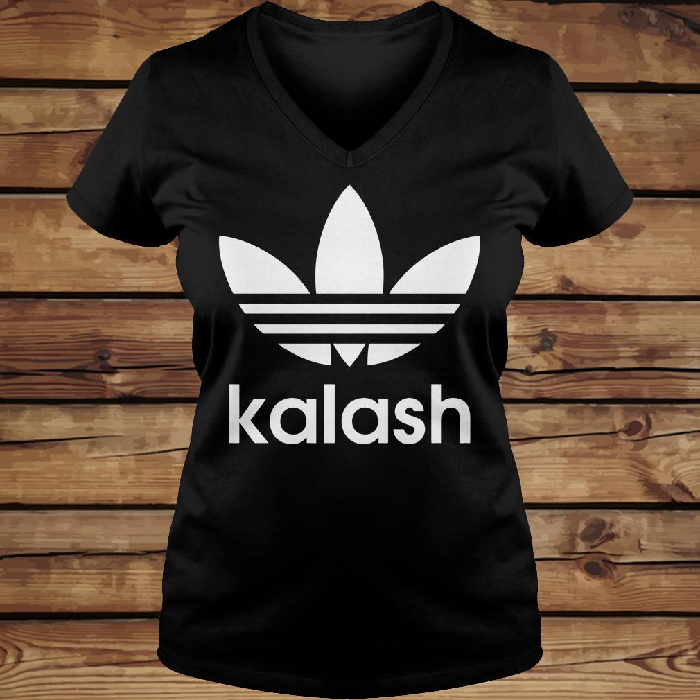 Adidas Kalash shirt Ladies V-Neck