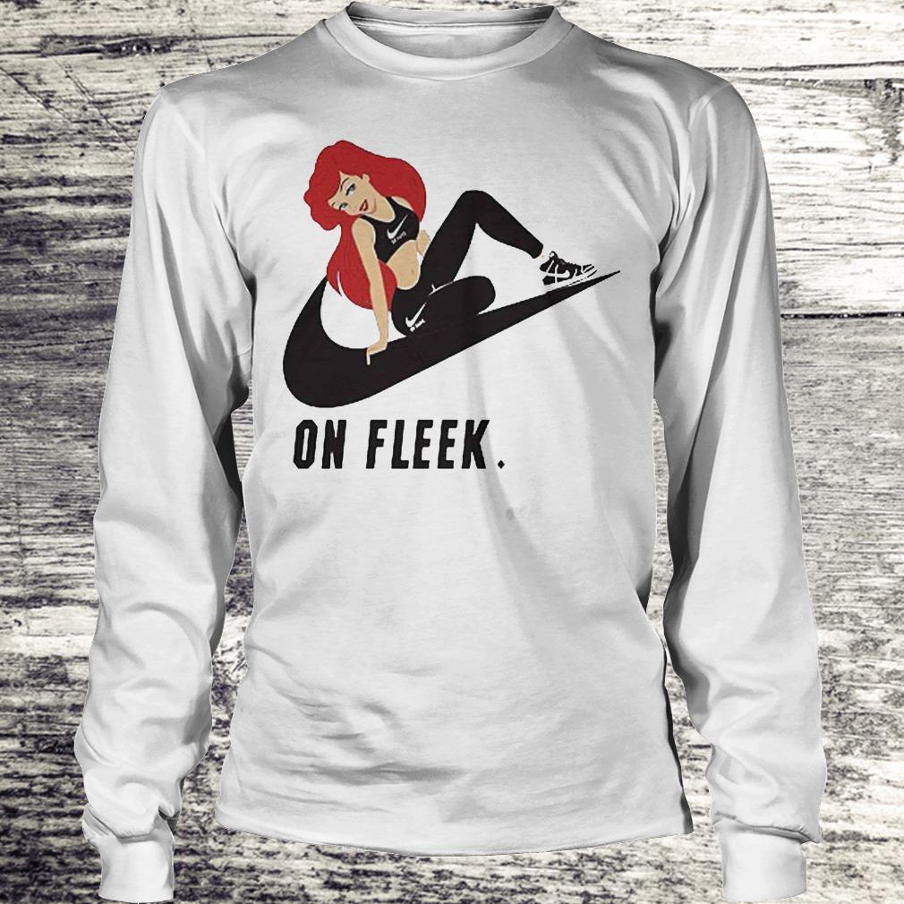 Ariel On Fleek Shirt Longsleeve Tee Unisex