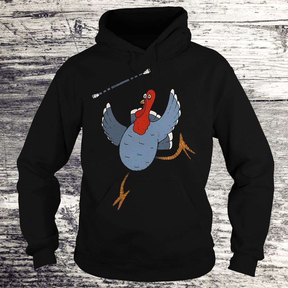 Baton Twirling Thanksgiving Turkey Shirt Hoodie