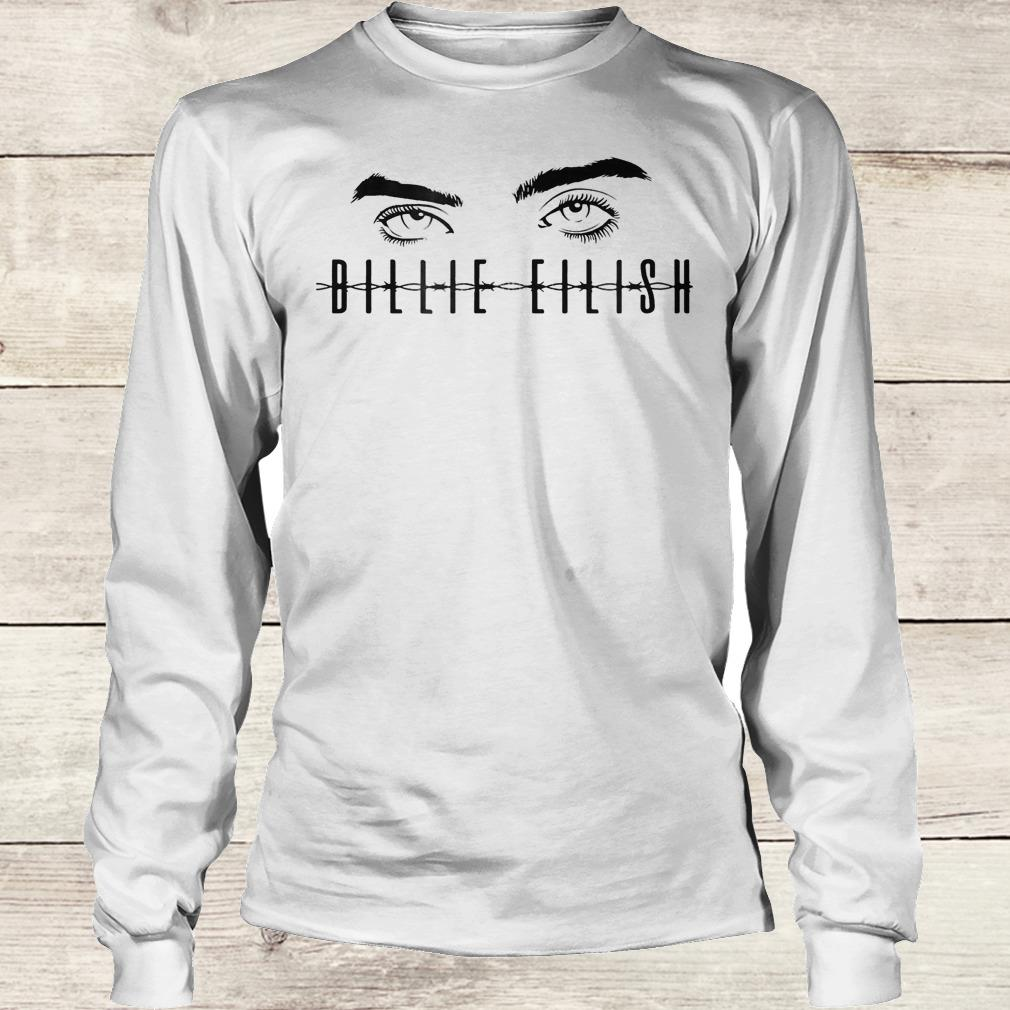 Billie Eilish lovers music shirt Longsleeve Tee Unisex