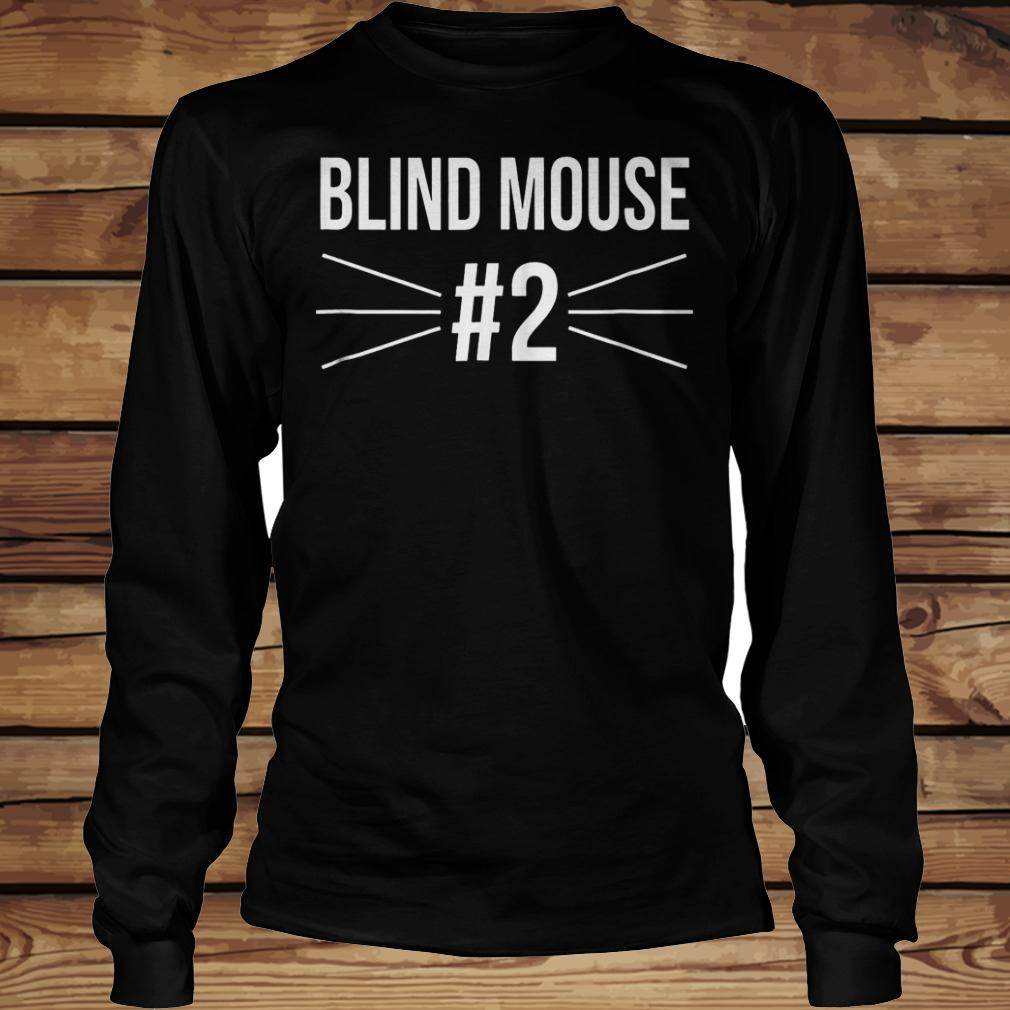 Blind Mice #2 shirt Longsleeve Tee Unisex
