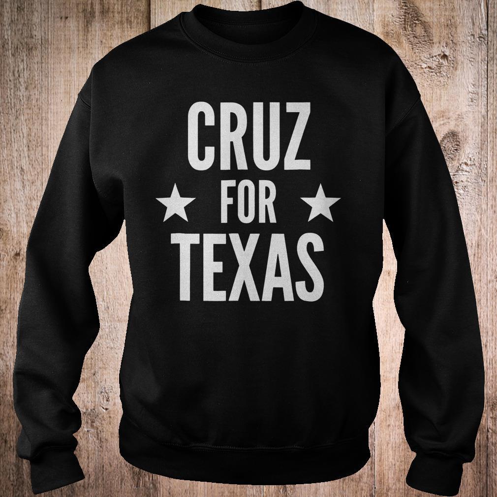 Cruz for Texas shirt Sweatshirt Unisex