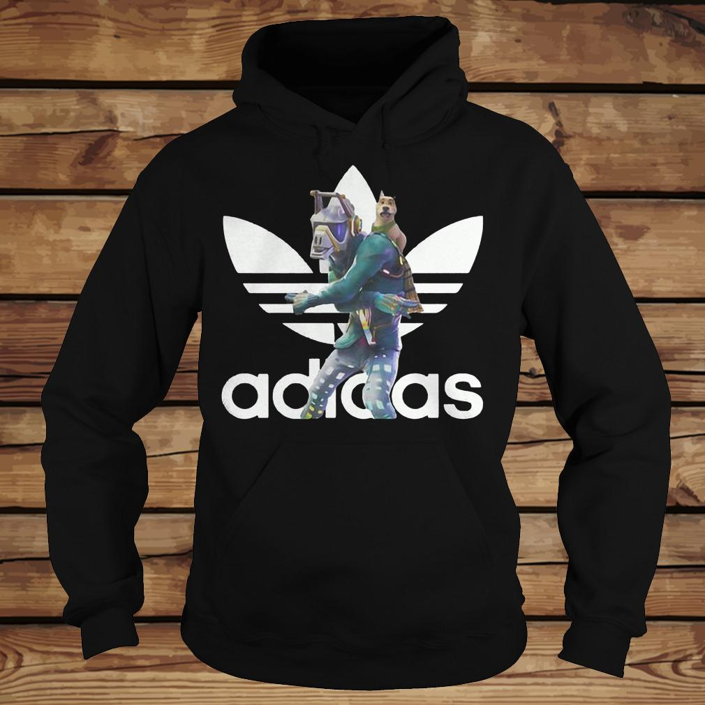 Dancer Adidas Battle Pass Fortnite shirt Hoodie