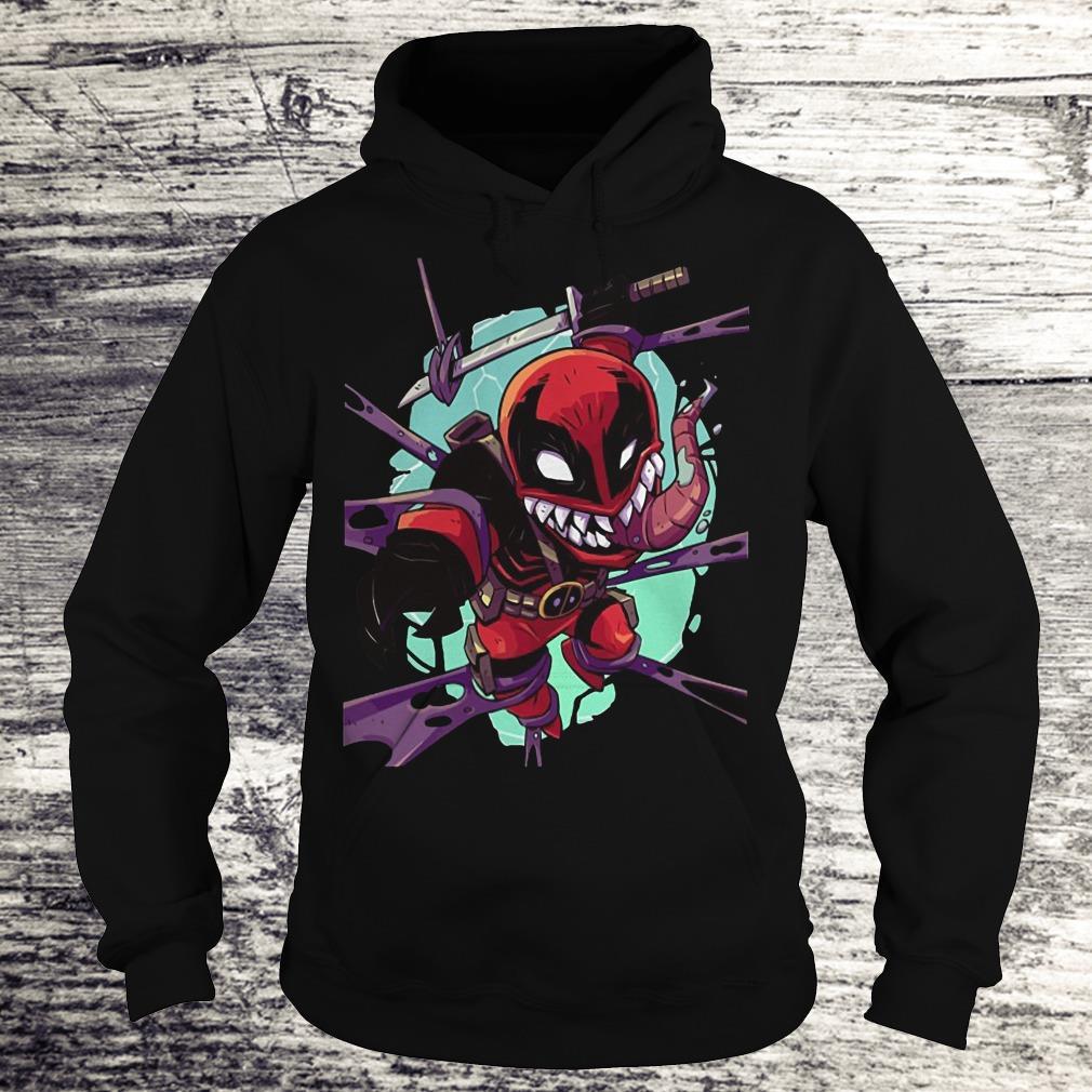 Deadvenom Deadpool X Venom Mashup Shirt Hoodie