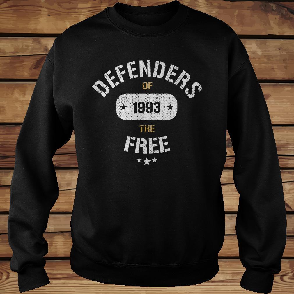 Defenders of 1993 the free shirt Sweatshirt Unisex