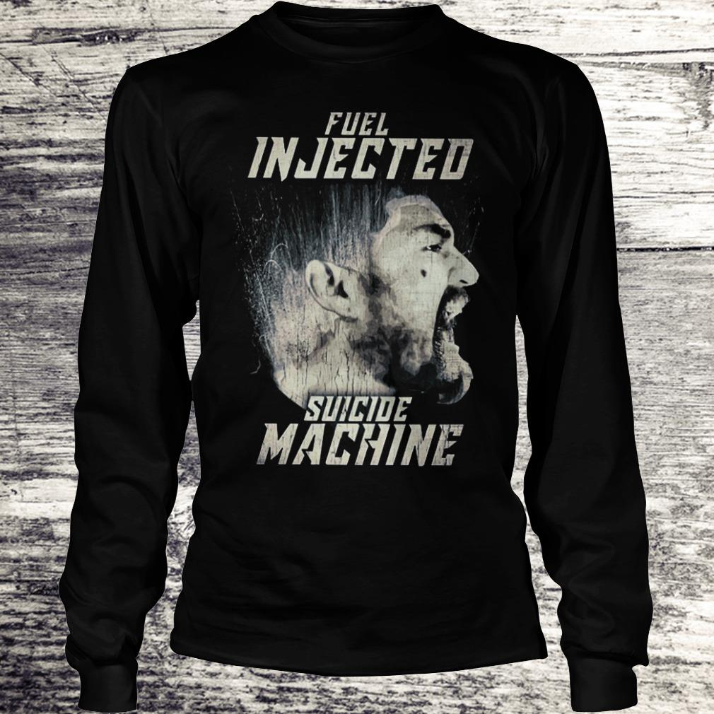Fuel Injected Suicide Machine The Nightrider Shirt Longsleeve Tee Unisex
