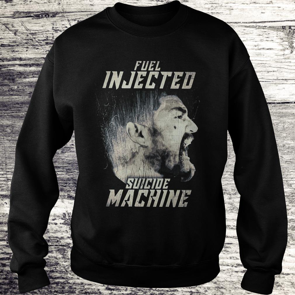 Fuel Injected Suicide Machine The Nightrider Shirt