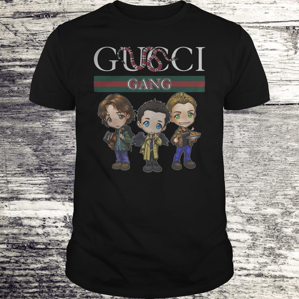 Gucci Gang Shirt Classic Guys / Unisex Tee