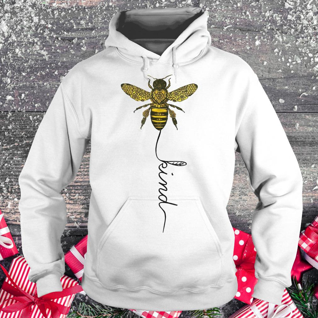 Happy bees kind for bees shirt Hoodie