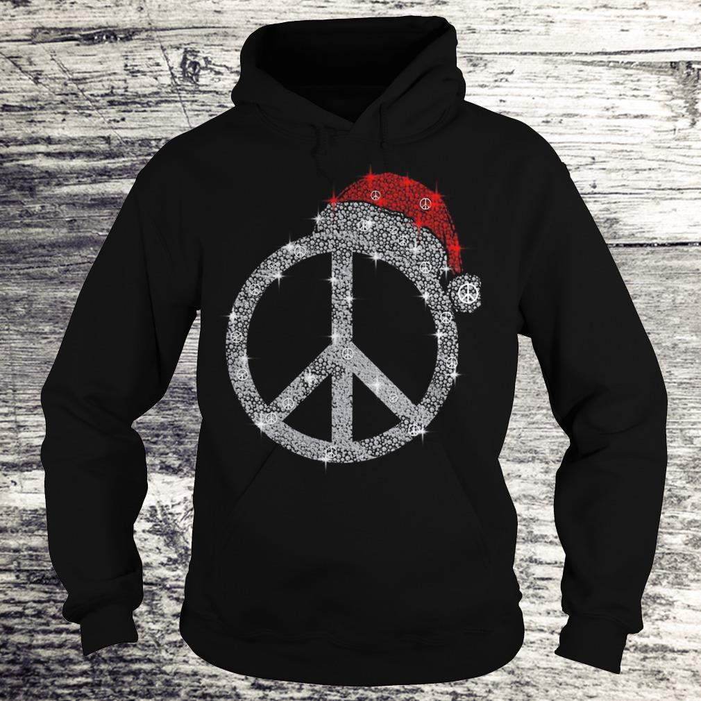 Hippie hat diamond Christmas Shirt Hoodie
