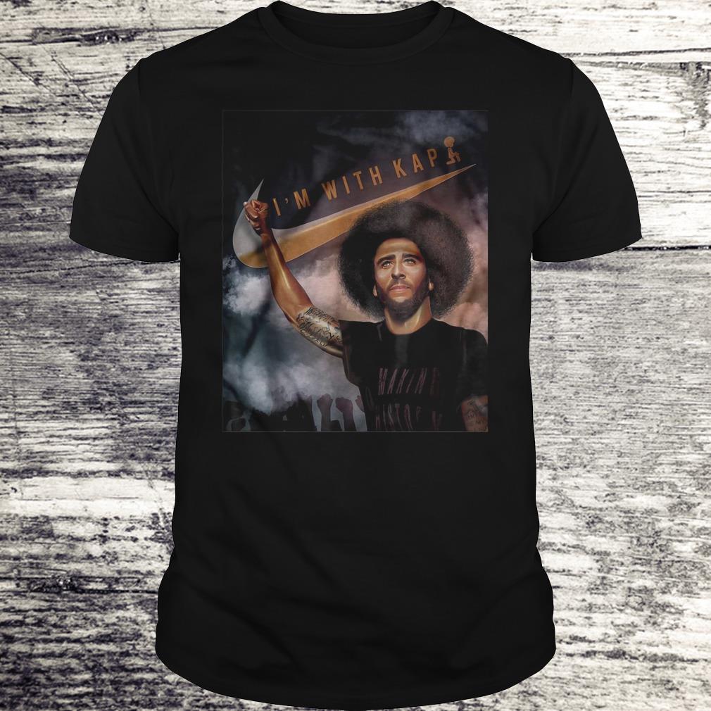 I M With Kap Colin Kaepernick Shirt Classic Guys Unisex Tee.jpg