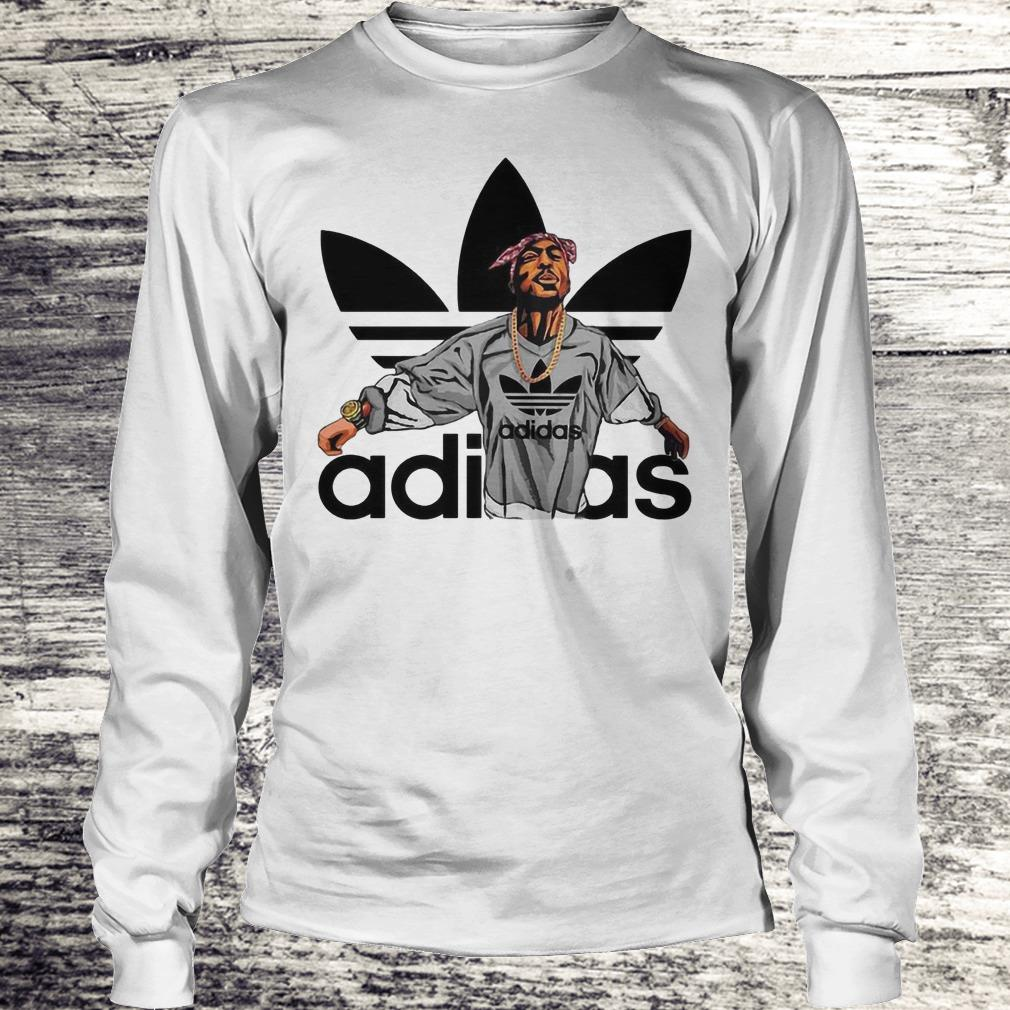 Juelz Santana Adidas Shirt Longsleeve Tee Unisex