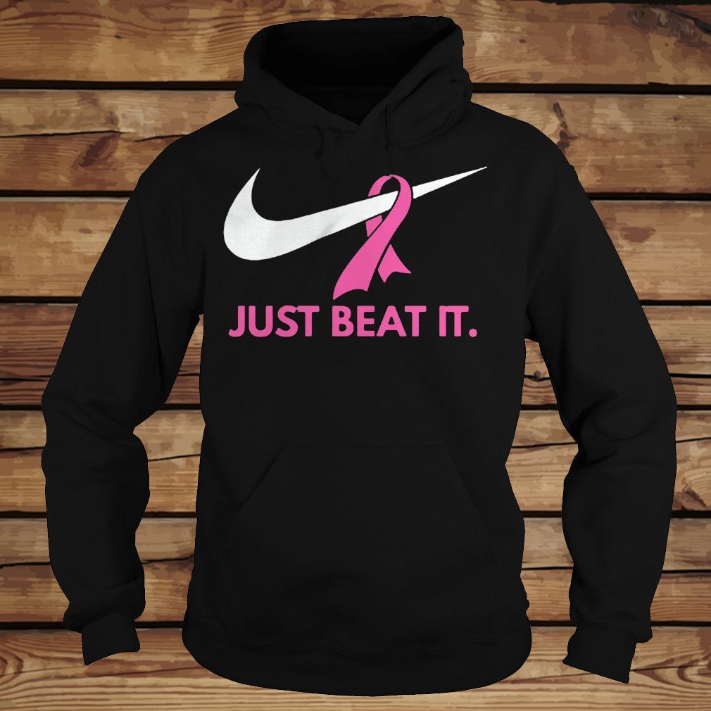 Just Beat It shirt Hoodie