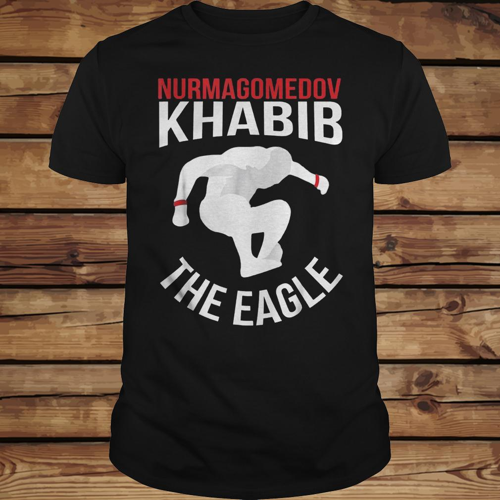 Nurmagomedov Khabib The Eagle shirt Classic Guys / Unisex Tee
