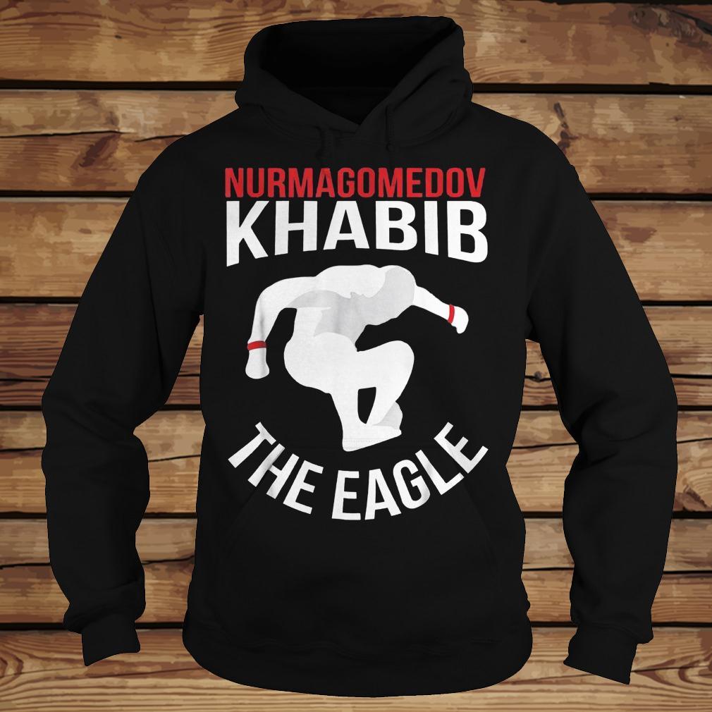 Nurmagomedov Khabib The Eagle shirt Hoodie