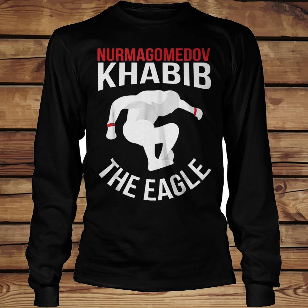 Nurmagomedov Khabib The Eagle shirt Longsleeve Tee Unisex