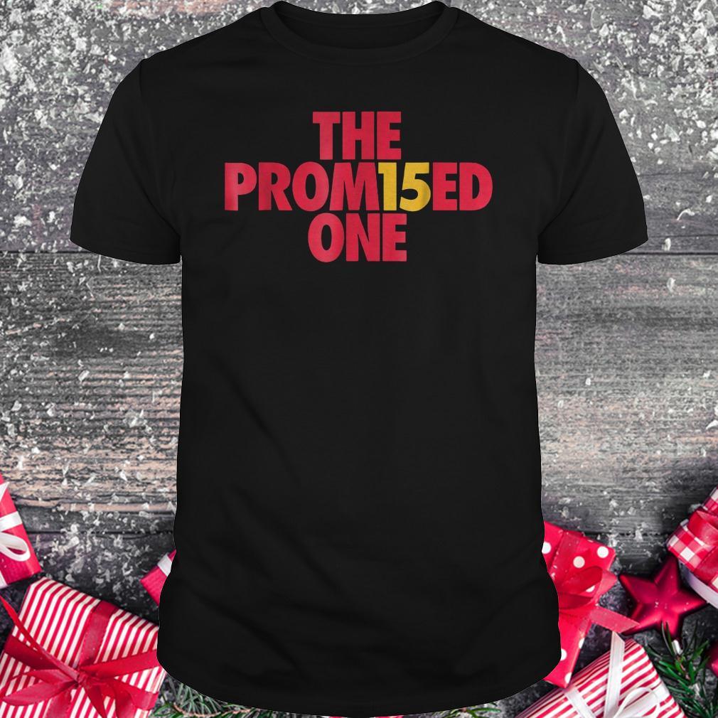 Patrick the promised one Mahomes Kansas city KC football shirt