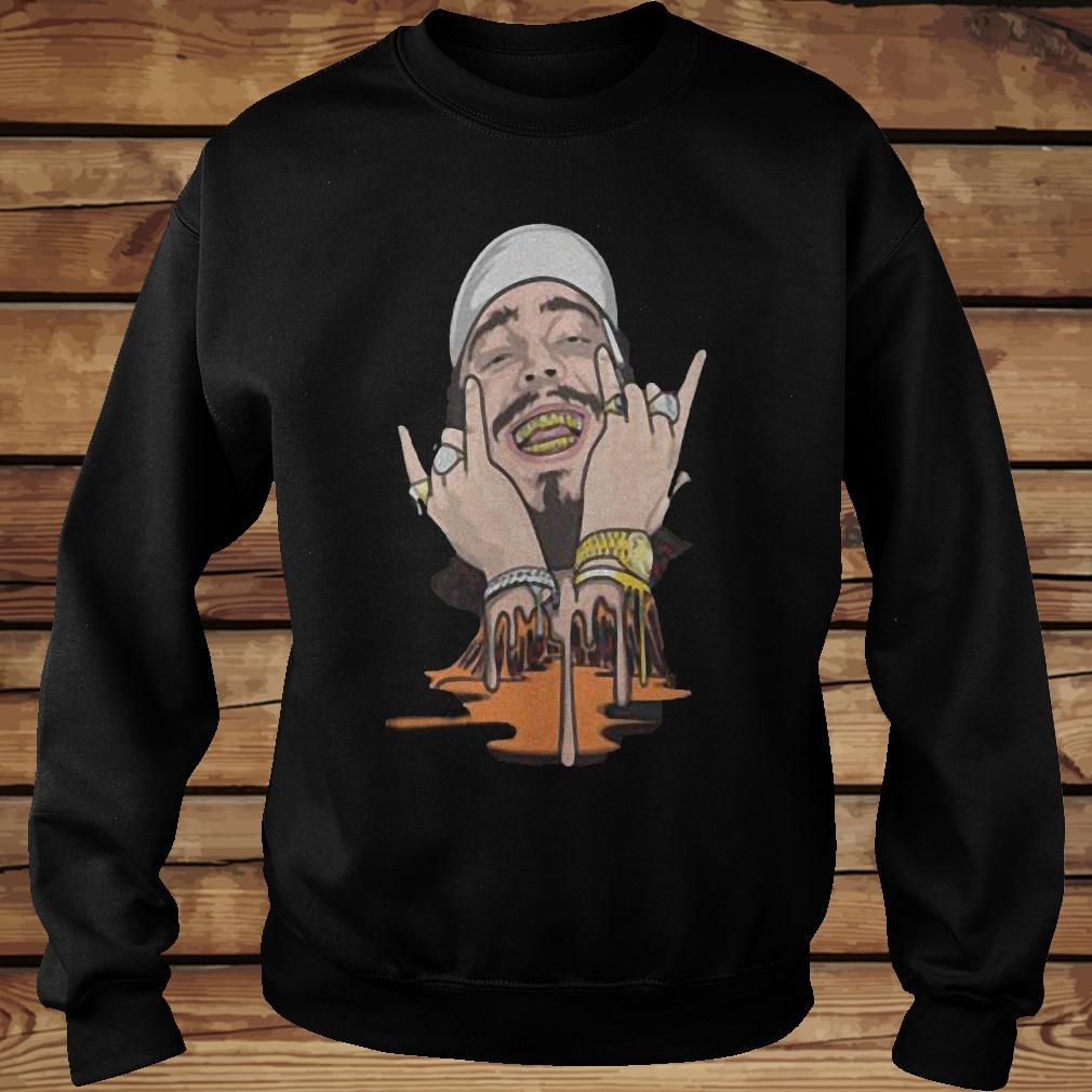 Post Malone rap hip hop shirt Sweatshirt Unisex