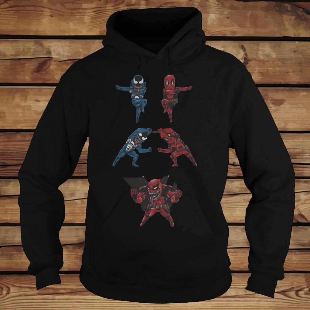 Venompool shirt Hoodie