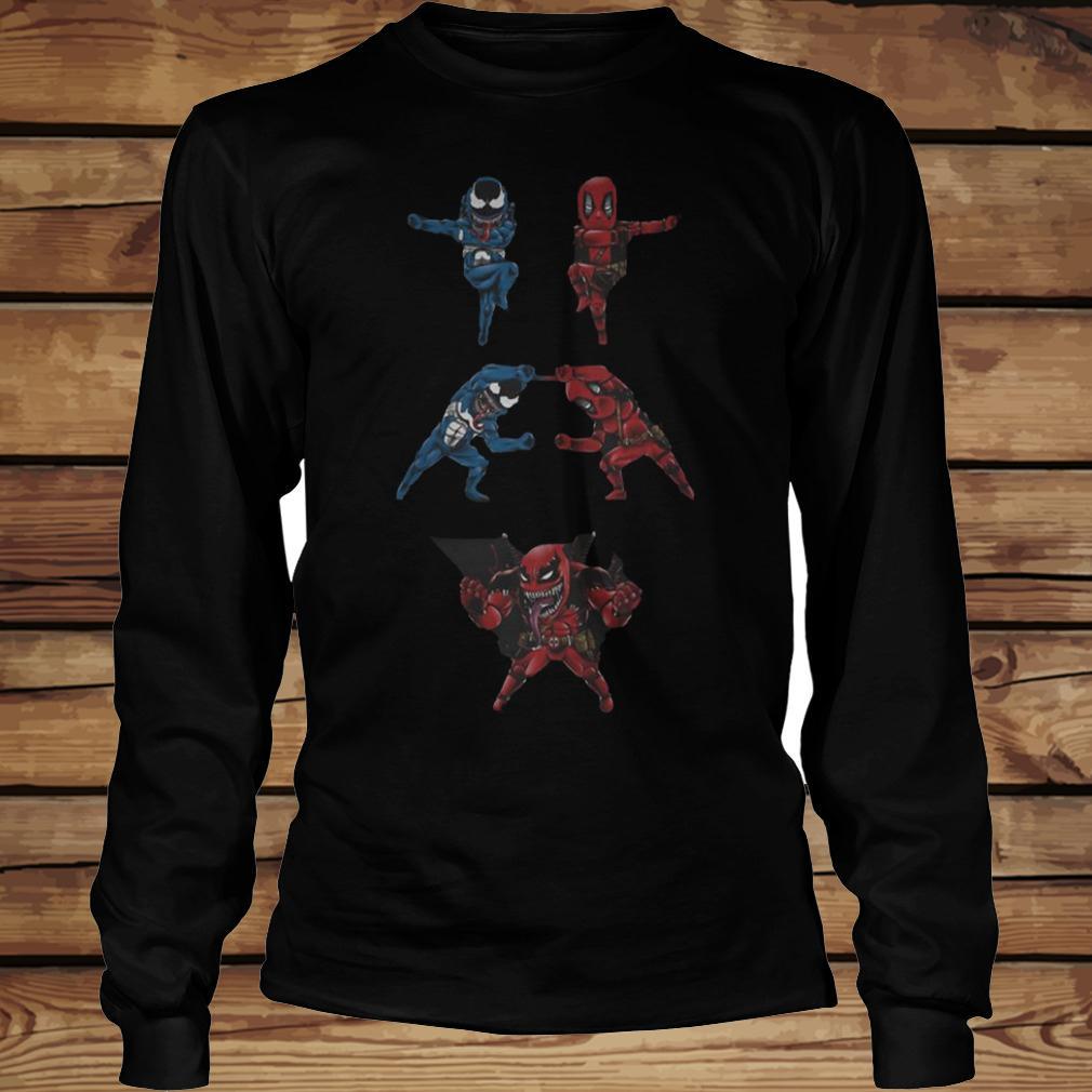 Venompool shirt Longsleeve Tee Unisex