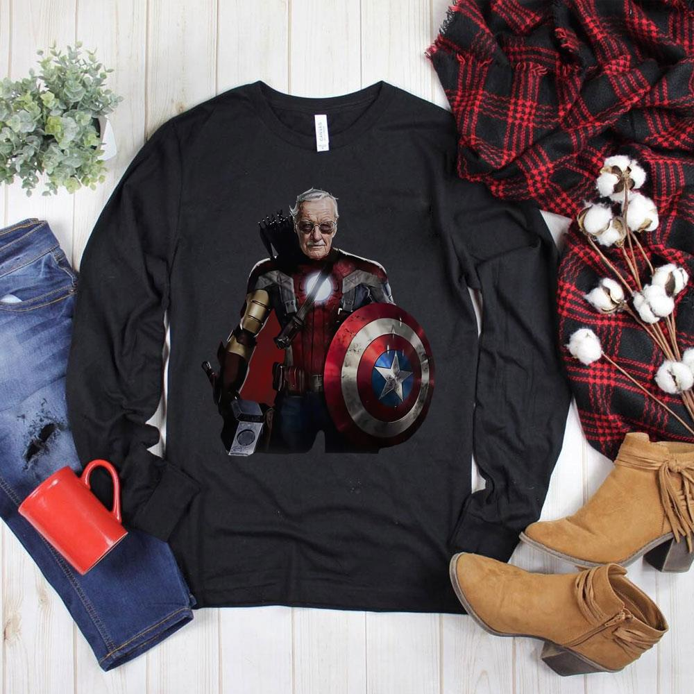 Best Price Stan Lee Superhero shirt