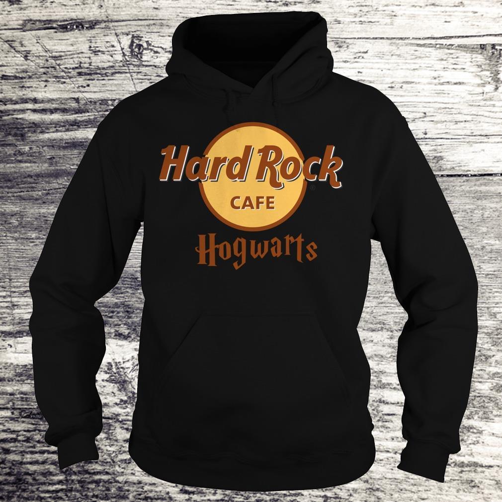 Best price Harry Potter hard Rock cafe Hogwarts shirt