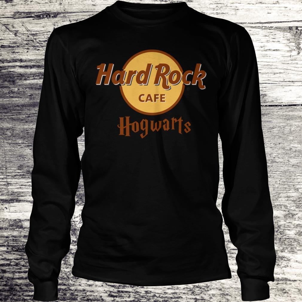 Best price Harry Potter hard Rock cafe Hogwarts shirt Longsleeve Tee Unisex
